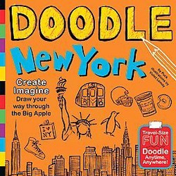 Doodle New York (Paperback)