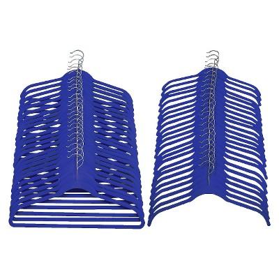 Huggable Hangers® 48pc Combo Pack - Blue