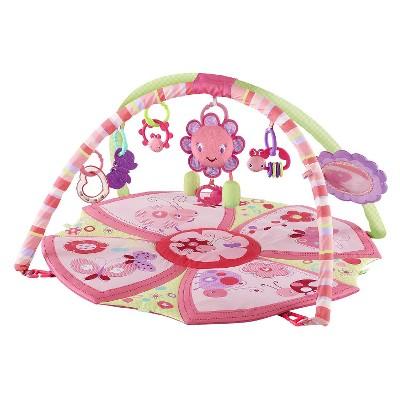 Bright Starts Activity Gym - Pretty in Pink Giggle Garden