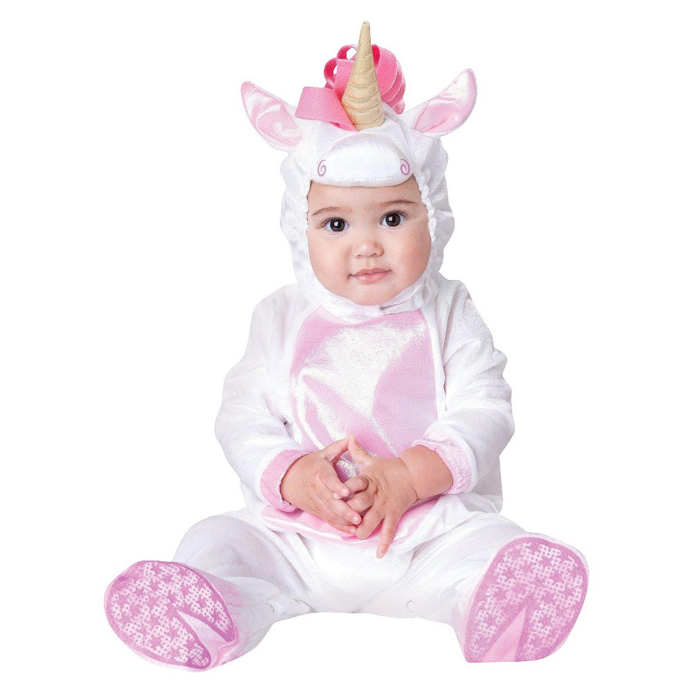 Baby/Toddler Magical Unicorn Costume 3T-4T, Toddler Unisex, Blue