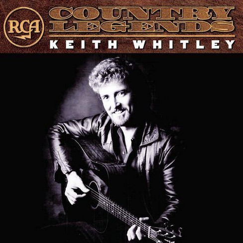 Keith whitley - Rca country legends (CD) - image 1 of 1