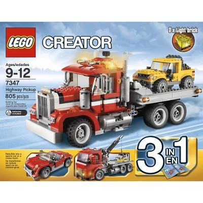 LEGO® Creator Highway Pickup 7347