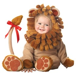 Baby/Toddler Lil' Lion Costume