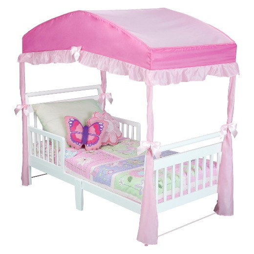 Delta Children® Girls' Toddler Bed Canopy - Delta Children® Girls' Toddler Bed Canopy : Target