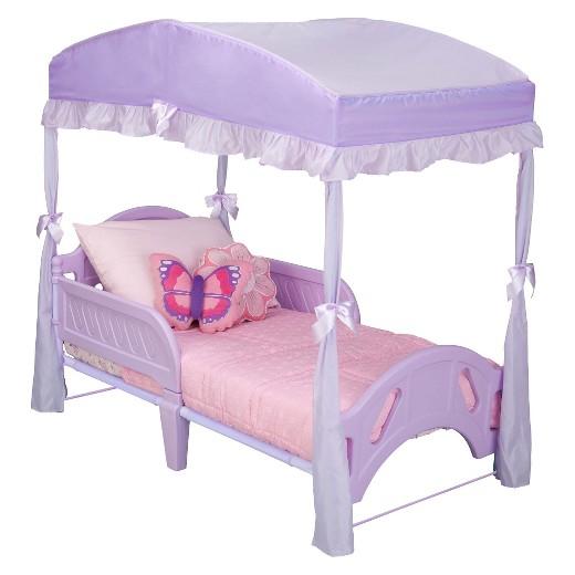 Delta ChildrenR Girls Toddler Bed Canopy