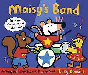 Maisy's Band (School And Library)(Lucy Cousins)