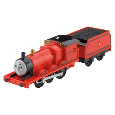 Fisher-Price® Thomas & Friends TrackMaster Talking James - Motorized Engine