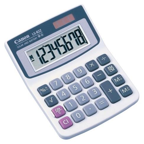 Target calculator coupons