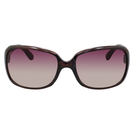 gradient lens sunglasses with brown frame target