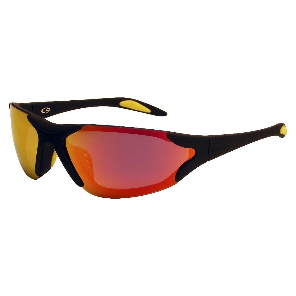Polarized Sunglasses - C9 Champion Black One Size, Mens