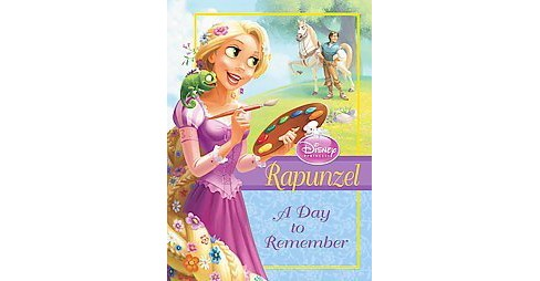 Rapunzel: a Day to Remember : A Day to Remember (Library) (Helen Perelman) - image 1 of 1