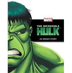 Incredible Hulk: an Origin Story : An Origin Story (Library)