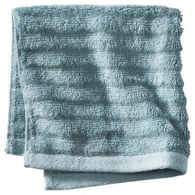 Textured Bath Sheet Fountain Blue - Threshold™