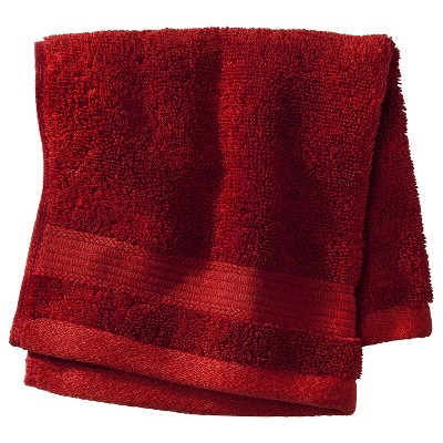 Bath Towel Salsa Red - Threshold™