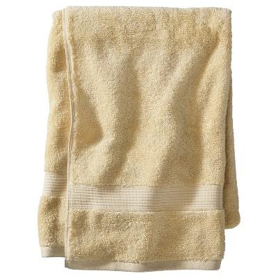 Performance Solid Bath Towel Jonquil Yellow - Threshold™
