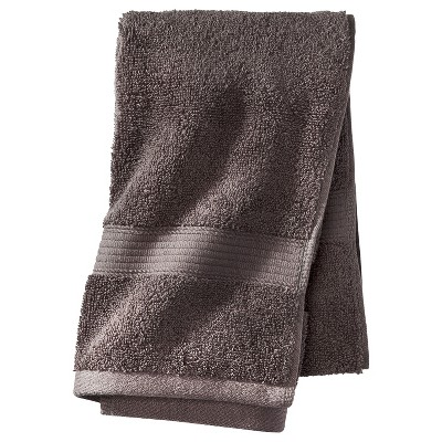 Performance Solid Bath Towel Hot Coffee - Threshold™