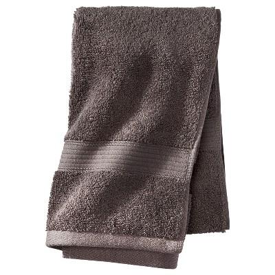 Performance Hand Towel Hot Coffee - Threshold™