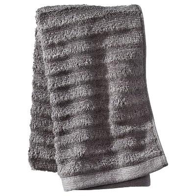 Textured Bath Towel Radiant Gray - Threshold™