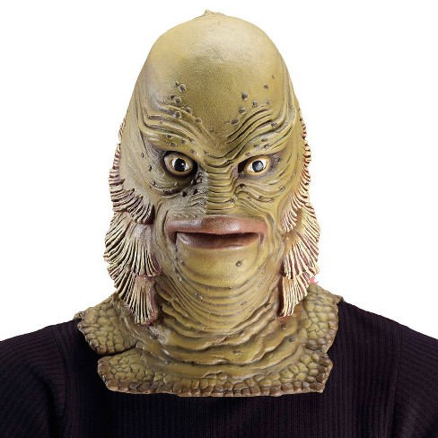 Men's Universal Monster Collector's Edition Creature From the Lagoon Mask - image 1 of 1