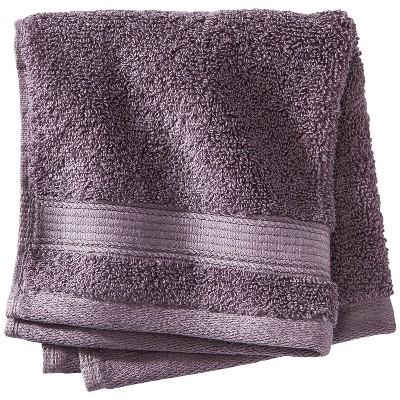 Performance Solid Washcloth Cut Lavender - Threshold™