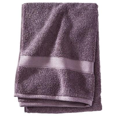 Performance Solid Bath Towel Cut Lavender - Threshold™