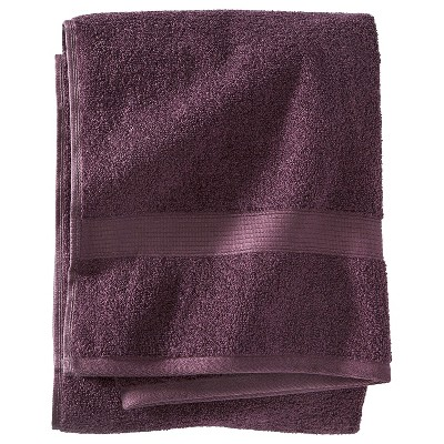 Performance Bath Towel Dessert Purple - Threshold™