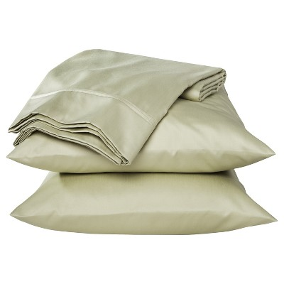 Performance Sheet Set (Queen)Pale Willow 400 Thread Count - Threshold™