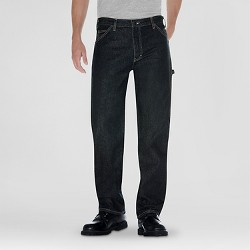 Dickies® Men's Relaxed Straight Fit Denim Carpenter Jean