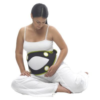 Ritmo Advance Pregnancy Belt Sound System - Black/Green