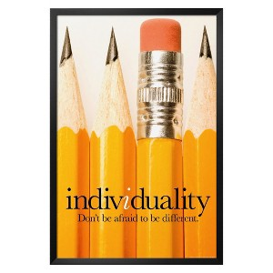 Art.com - Individuality Framed Poster, Variation Parent