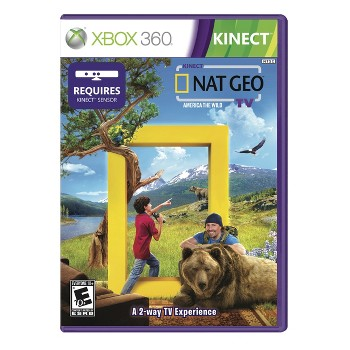 Kinect Nat Geo TV America the Wild