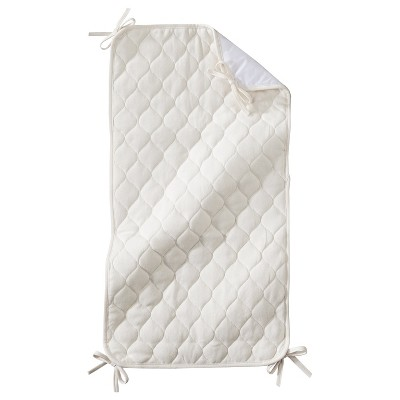 TL Care® Organic Cotton Waterproof Quilted Sheet Saver - Natural