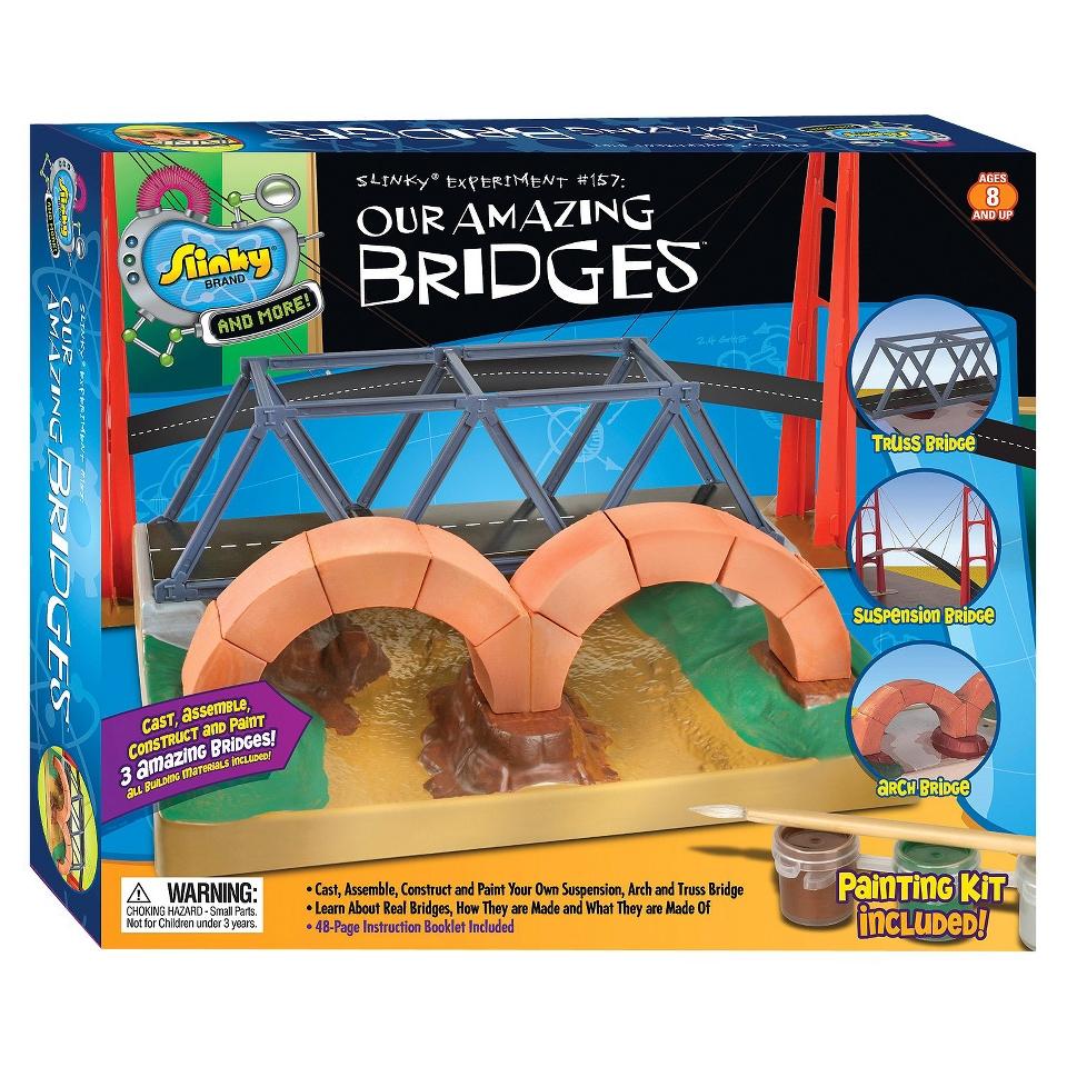 Alex Brands Scientific Explorer 07400 Our Amazing Bridges Model Kit