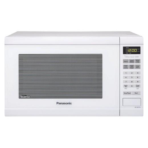 Panasonic 1 2 Cu Ft 1200 Watt Counter Microwave Oven