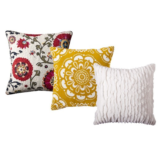 Throw Pillows Target : Target Sofa Pillows Decor Large Decorative Pillows At Target Gold Throw - TheSofa
