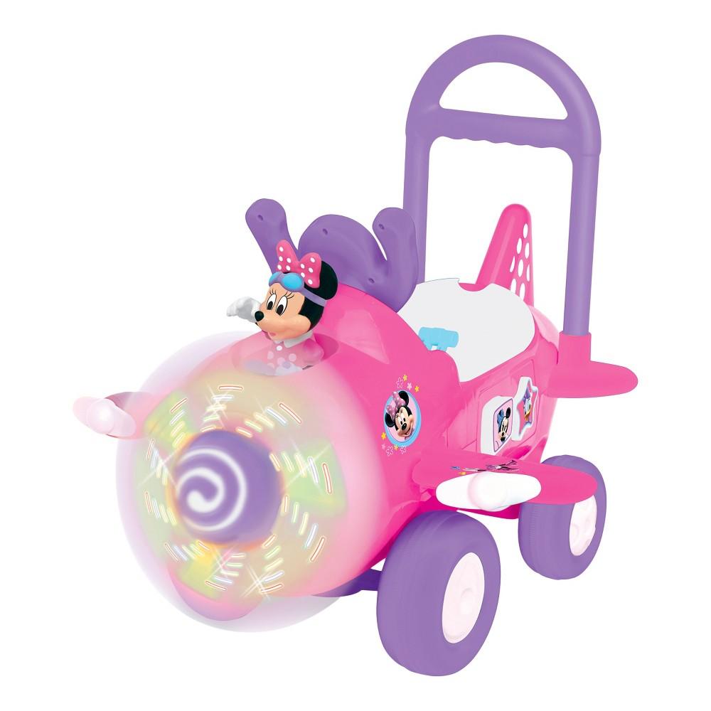 Disney Minnie Mouse Plane Ride-On Toy