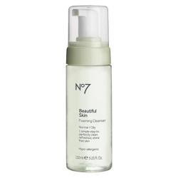 No7® Beautiful Skin Foaming Cleanser - 5oz