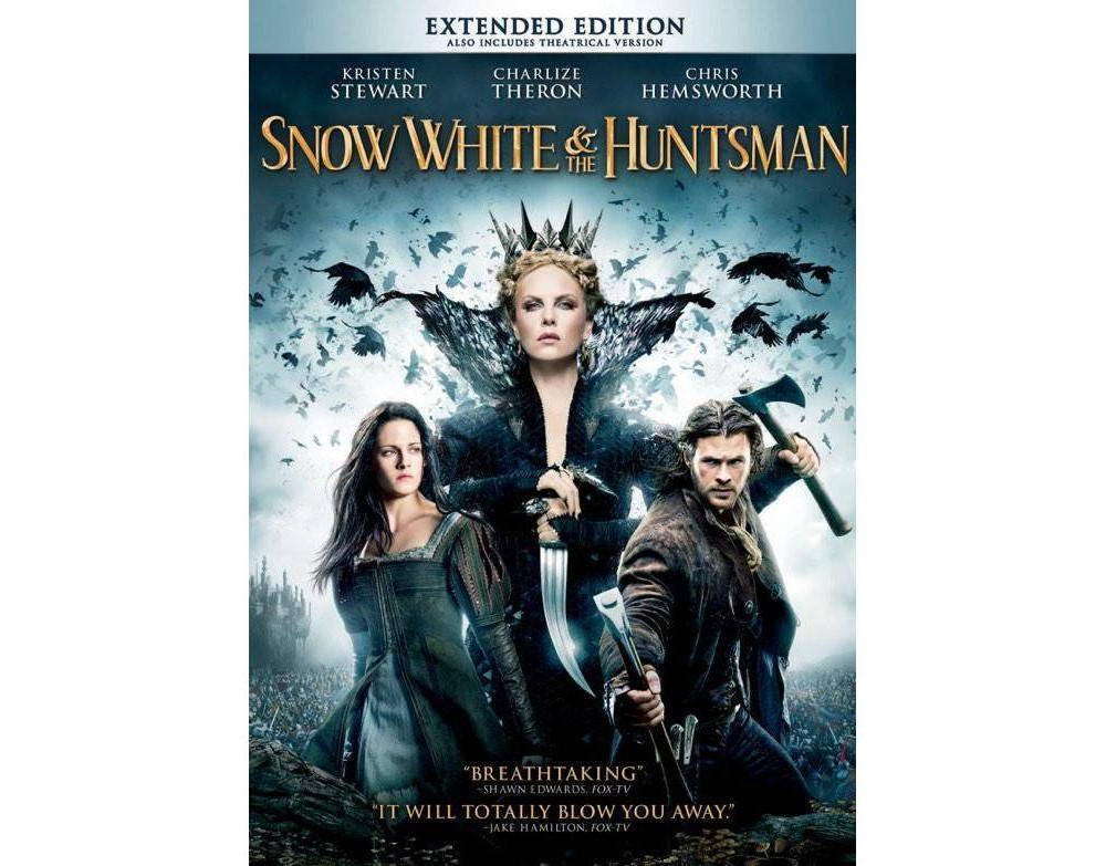 Snow White and the Huntsman (dvd_video)