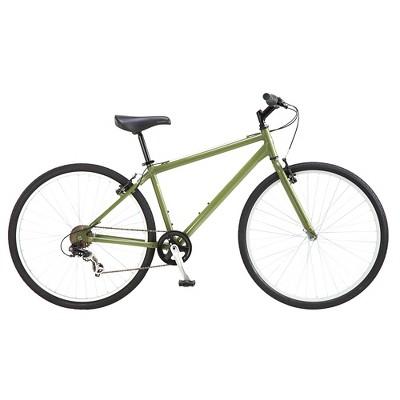 Schwinn Mens 700c Median 28  Bike - Green