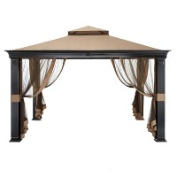 Threshold Tivering Gazebo Mosquito Net