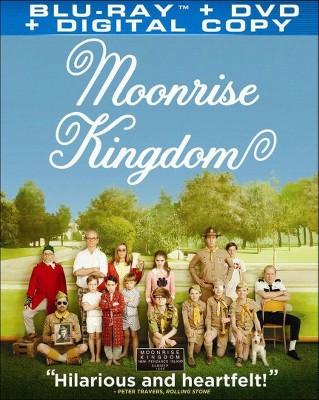 Moonrise Kingdom (2 Discs)(Includes Digital Copy)(UltraViolet)(Blu-ray/DVD)