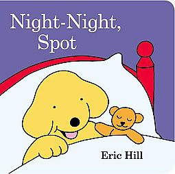 Night-Night, Spot (Hardcover)(Eric Hill)