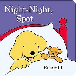Night-Night, Spot (Hardcover) (Eric Hill)