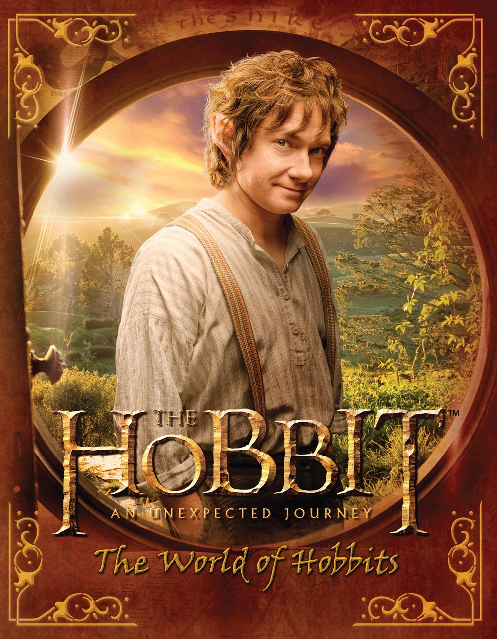 Hobbit : An Unexpected Journey: The World of Hobbits (Paperback) (Paddy Kempshall)