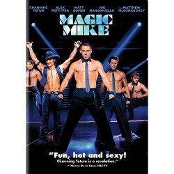 Magic Mike (Includes Digital Copy) (UltraViolet) (dvd_video)