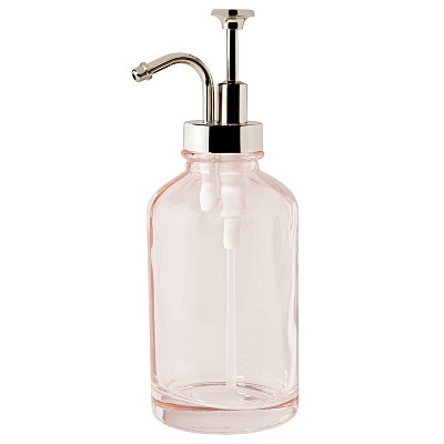Threshold™ Oil Can Tall Soap Pump - Pink