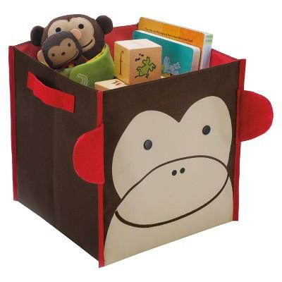 Skip Hop Zoo Little Kids U0026 Toddler Storage Bin   Monkey