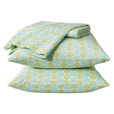 Easy Care Sheet Set (Full)Mint Leaf - Room Essentials™