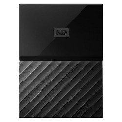 WD My Passport for Mac 1TB Portable Hard Drive - Silver (WDBGCH0010BSL-nesn)