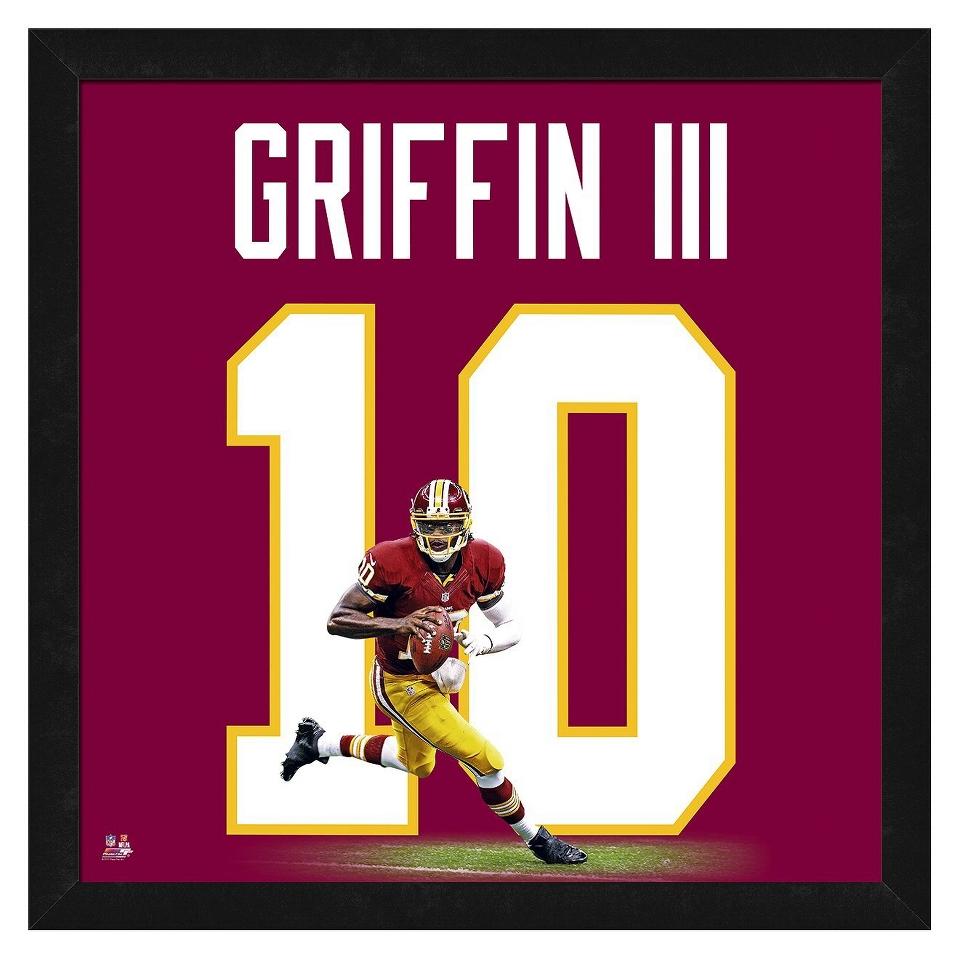 NFL Arizona Cardinals Larry Fitzgerlad Frame Uniframe